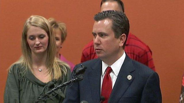 Oklahoma Congressman Dan Boren Won't Seek Fifth Term