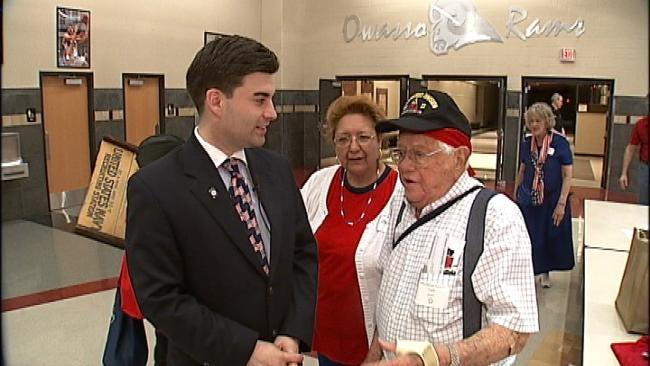 Oklahoma World War II Veterans To Visit Memorial In Washington, D.C.