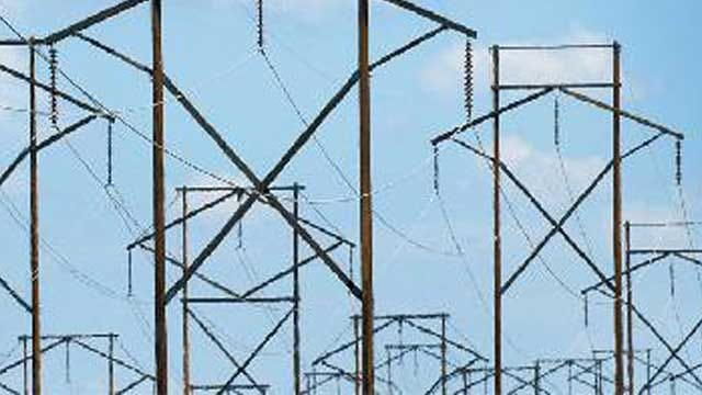 Fault In Powerline Leaves Portion Of NE Oklahoma, SE Kansas Without Electricity