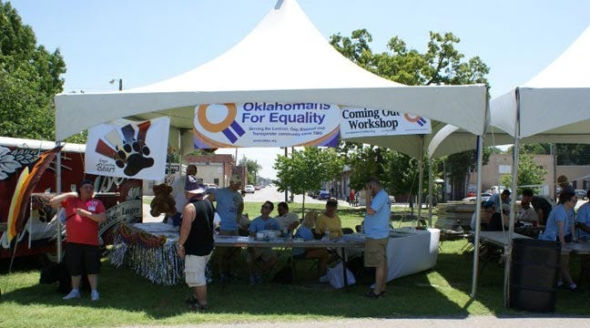 Tulsa Pride Festival And Parade This Weekend
