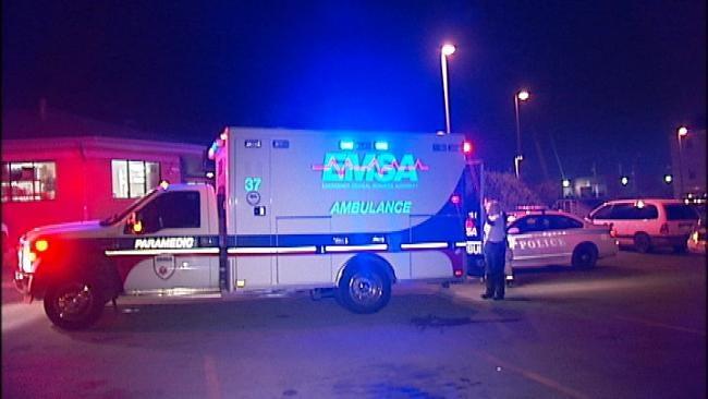 Tulsa Stabbing Victim Taken To Local Hospital