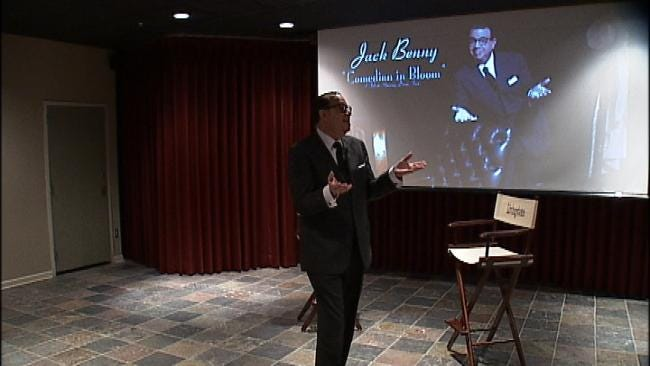 One Man Show Brings Jack Benny To Tulsa