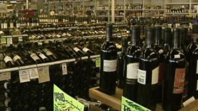 Plan To Change Oklahoma Alcohol Laws Is Tabled