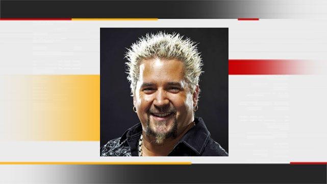 Celebrity Chef Guy Fieri To Make Tulsa Stop