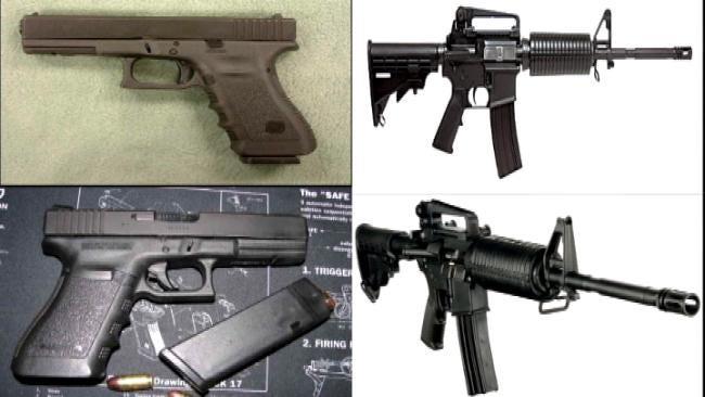 Deputies Recover More Guns Stolen From Tulsa Gun Club