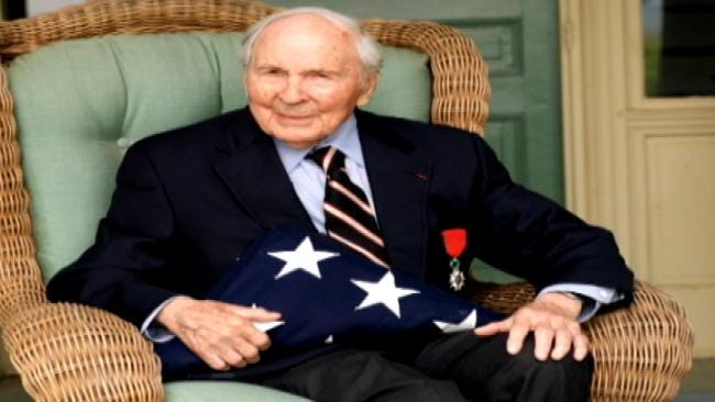 Funeral Services Set For WWI Vet Raised In Oklahoma