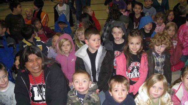 Locust Grove Students Go To 'Wild Weather' Camp