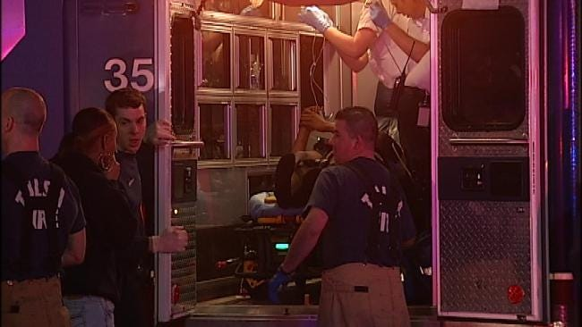 Tulsa Police Seek Suspect In Walmart Shooting