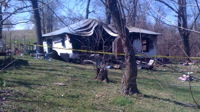 Child Killed In Stilwell House Fire