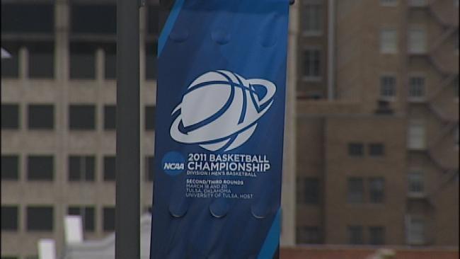 Mayor Taking Part In 'Bracket Battle' Ahead Of Tulsa's NCAA Games