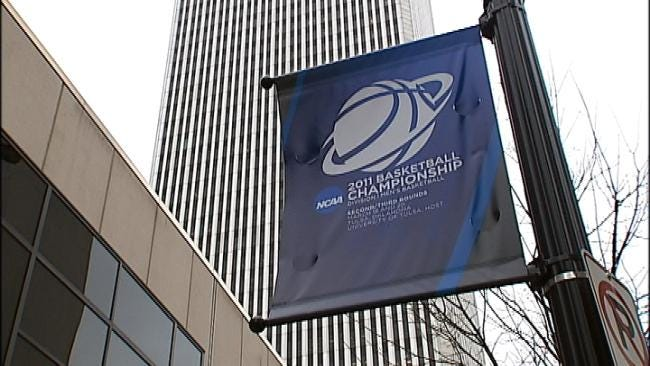 Tulsa Hotels Filling Up Fast For NCAA Tournament
