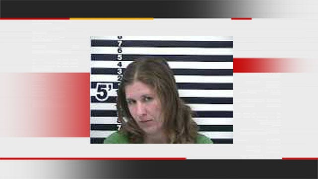 Deputies Arrest Rogers County Mother Accused Of Biting Her Son