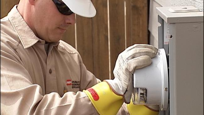 PSO Begins Installing Smart Meters In Owasso Homes