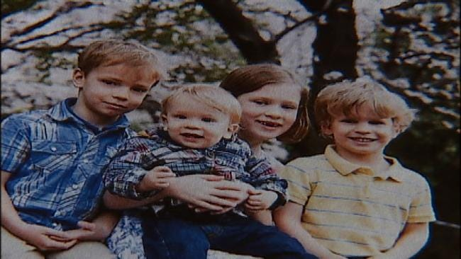 Sand Springs Family Raises Money To Come Home From Japan