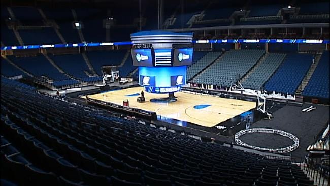 Single-Session Tickets To NCAA Tournament In Tulsa Available Wednesday