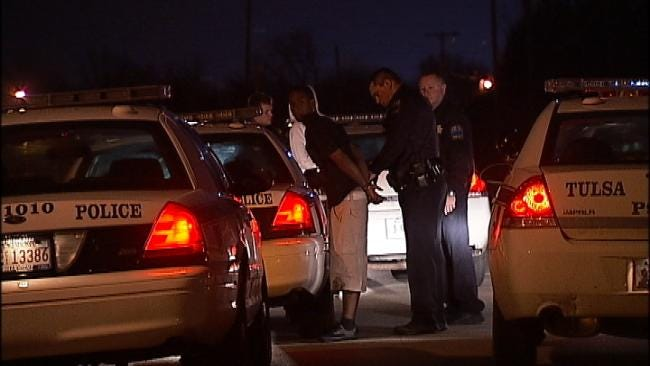 Tulsa Police Arrest Four Teens In Robbery