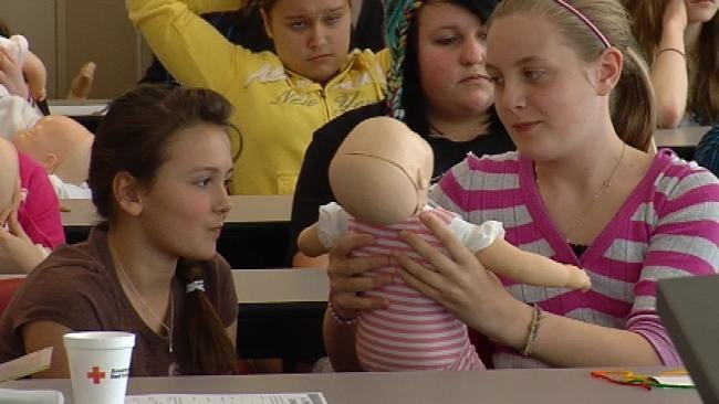 Babysitter Bootcamp Helps Green Country Teens Learn And Earn