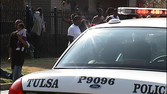 Police Name Man Shot And Killed By Tulsa Officer