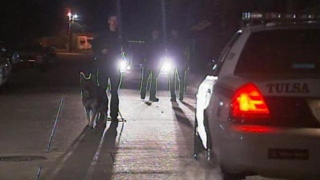 Tulsa Homeowner Fires Shot At Would-Be Burglars