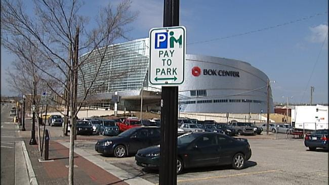 Tulsa Plans For Fan Parking At NCAA Tourney