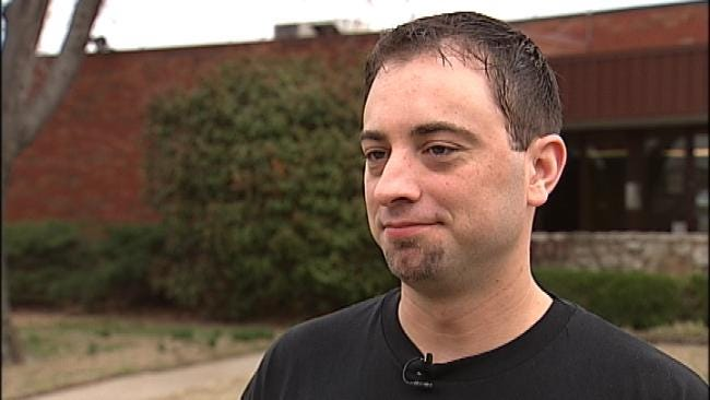 Recovering Tulsa Meth Addict Gets Second Chance