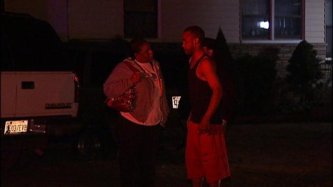 Fire Crews Battle Saturday Morning House Fire In NE Tulsa
