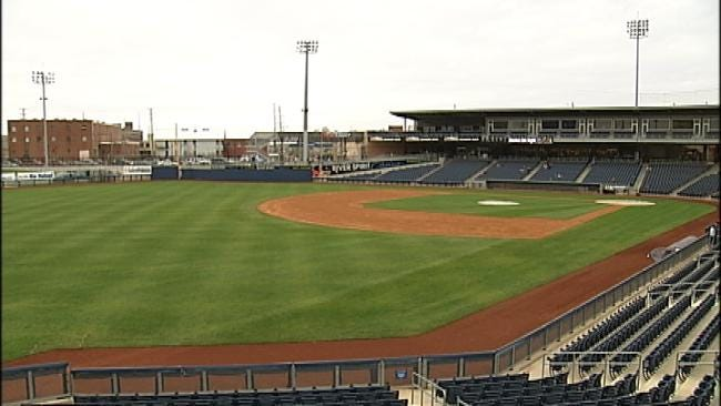 ONEOK Field Bustles With Action During Tulsa Drillers Open House
