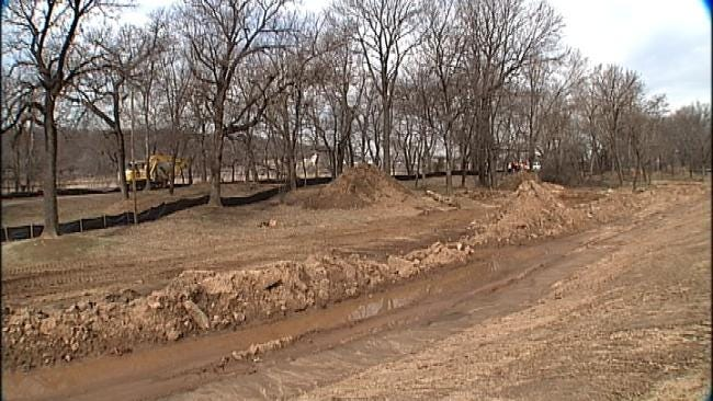 New Tulsa River Parks Trail Improvements Begin This Week