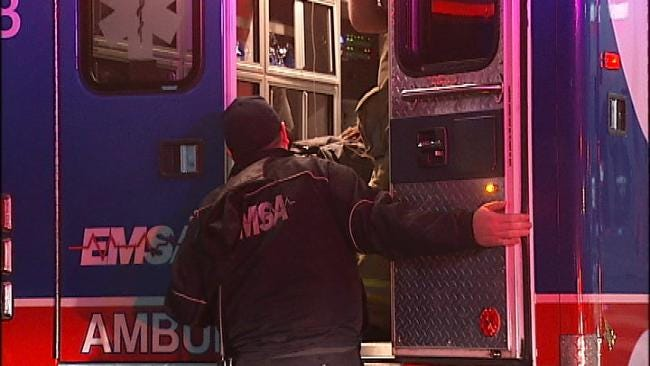 Man Injured In Tulsa Interstate Shooting