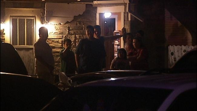Shots Fired At Tulsa House Party