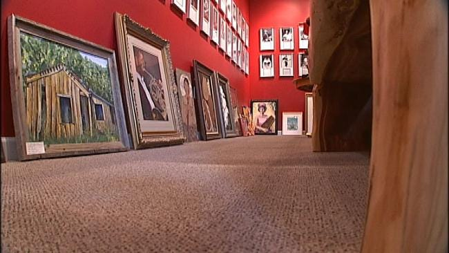 Art Auction To Benefit Music Education In Muskogee