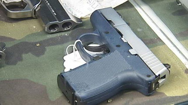 Gun Rights Group Opposes Oklahoma's Open Carry Bill