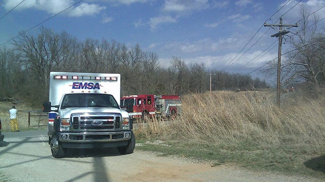 Keystone Firefighter Injured In Grassfire Near Mannford