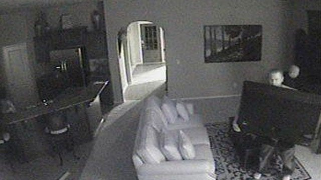 Owasso Police Seek 'Persons Of Interest' In Home Burglary Caught On Tape