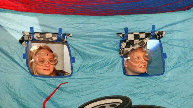Trav's Wild Weather Camp Visits Gypsy Elementary