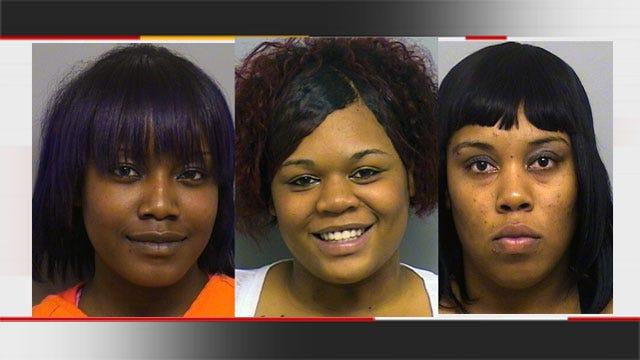 Tulsa Police Believe Trio Responsible For Numerous Larcenies