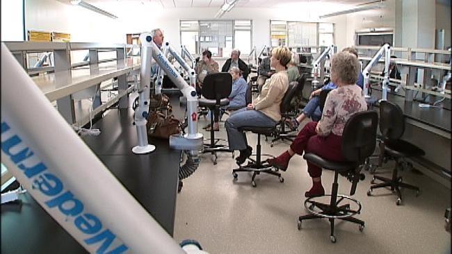 'CSI: Retired' Gives Oklahoma Seniors A Brain Boost