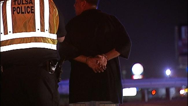 Tulsa Police: DUI Suspected In Two Early Morning Crashes