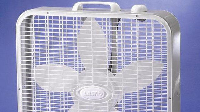 Millions Of Box Fans Recalled For Fire Risk