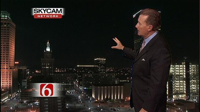 News On 6, Amateur Astronomer Capture Bright Light Shooting Across Oklahoma Sky