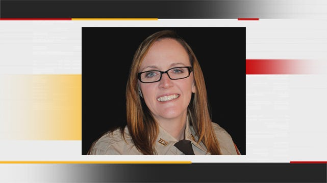 Stacie Holloway Named 2010 Tulsa County Sheriff's Deputy of the Year