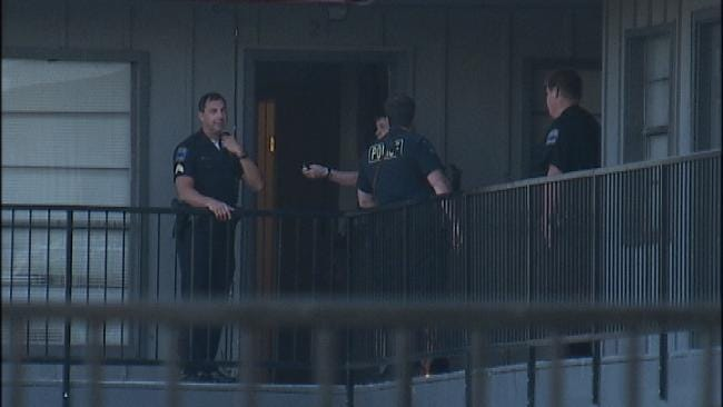 Dispute Between Residents Leads To Shooting At Tulsa Apartment Complex