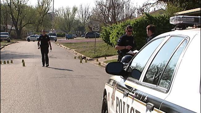 Man Injured In North Tulsa Shooting