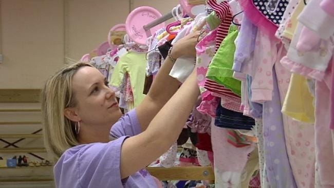 Tulsa Moms Of Multiples Swap Clothes, Furniture