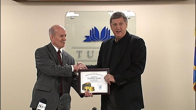 Tulsa Public Schools Recognized For Green Effort