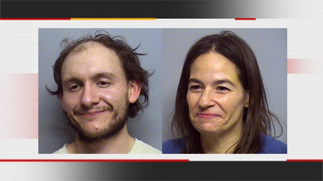Dogs Found During Large Meth Lab Bust In Tulsa, 2 Arrested