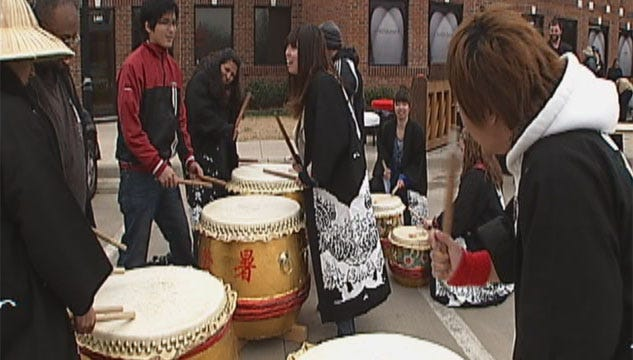 OSU Japanese Students Host Fundraiser For Quake Victims Back Home