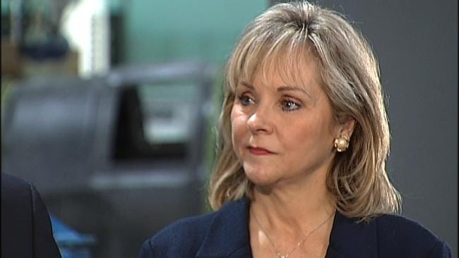 Fallin Defends Support For Oklahoma Insurance Exchange