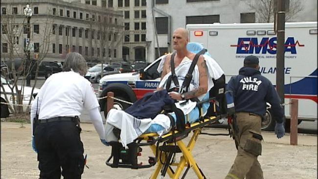 Man Injured In Downtown Tulsa Stabbing
