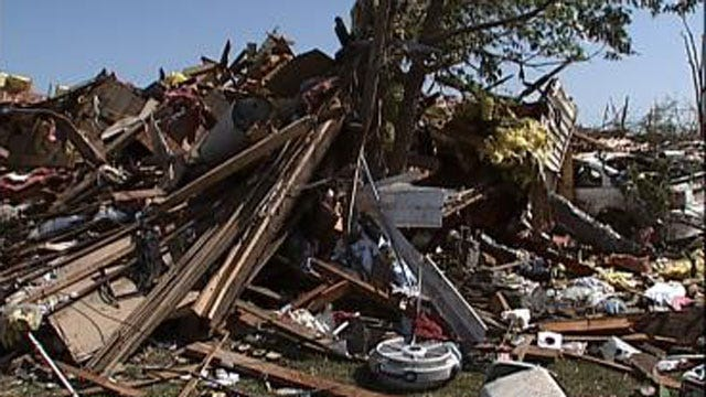 Oklahoma: #6 State Most At Risk For Disaster